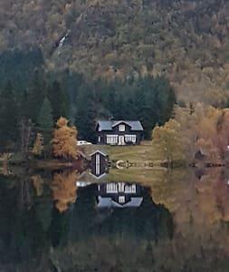 Cabin in a Beautiful Setting, Near Molde.