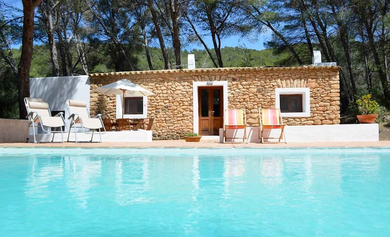 CAN COSTA TRANQUILITY AND PRIVACY -ET-0573-E- - Ibiza - Villa