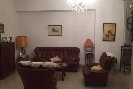Appartement entier en plein Centre d'Alger