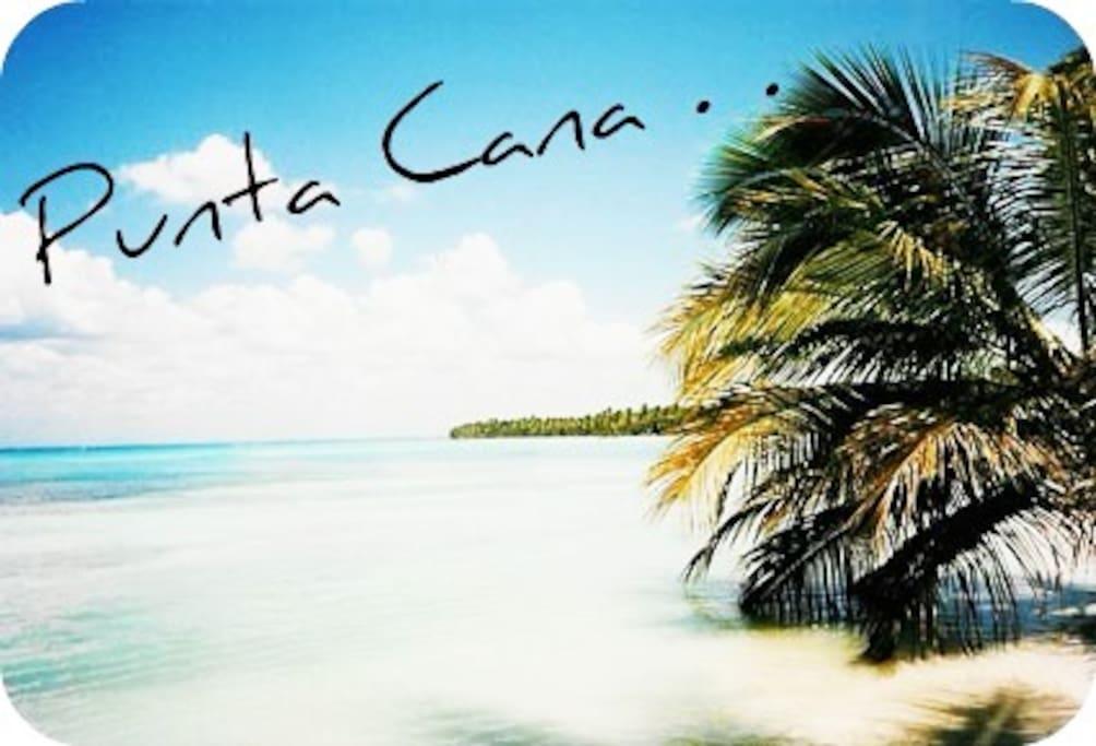 Playa privada Punta Cana