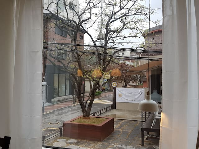 Studio in Seoul forest village - Seongdong-gu - House