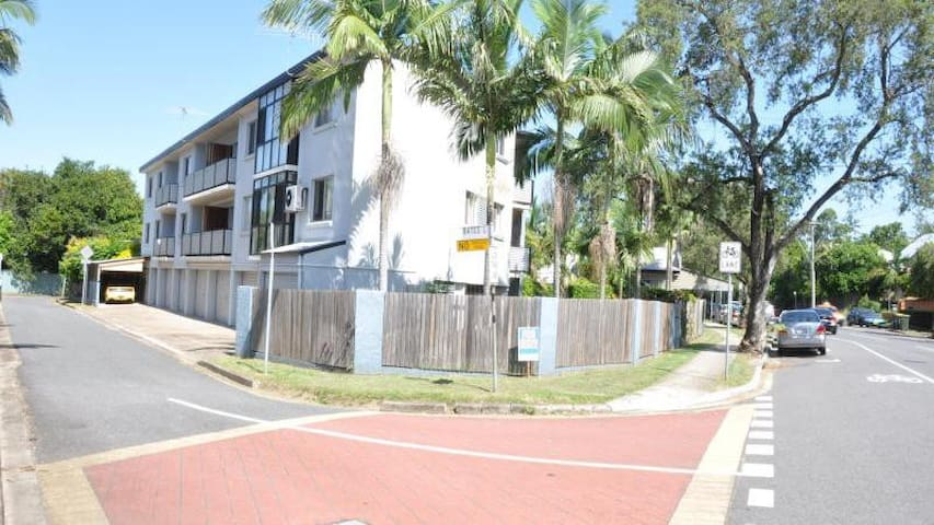 Nice apartment & good location! - Toowong - Appartamento
