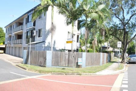 Nice apartment & good location! - Toowong