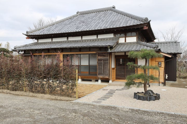 Traditional Japanese style house【SHIZUKU-tei】