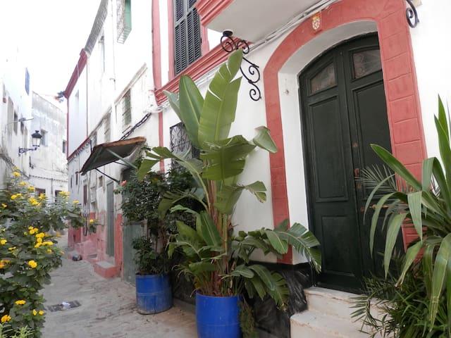 Dar Targha. Apartamento privado en la Medina - Tetouan - Casa
