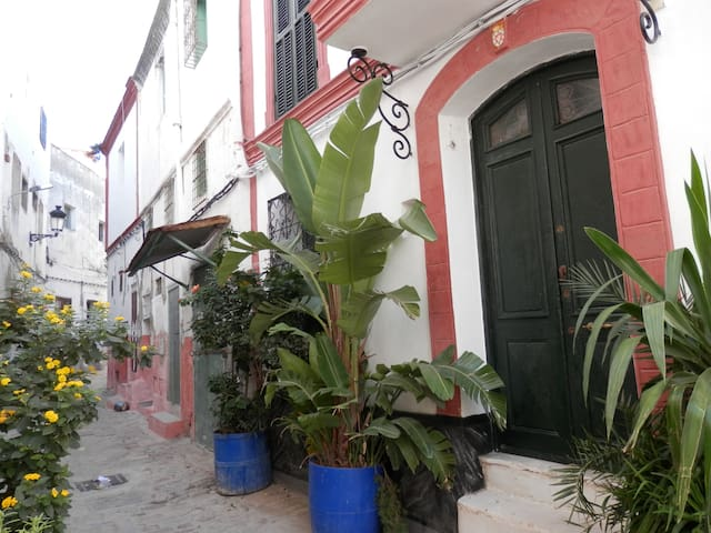 Dar Targha. Apartamento privado en la Medina - Tetouan - Rumah
