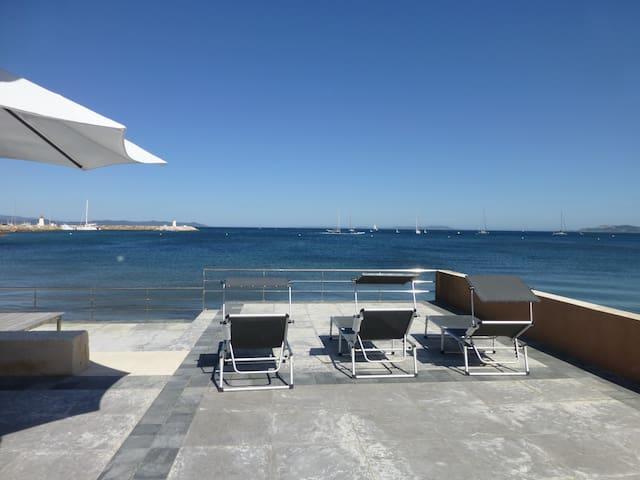 Appartement T2 Hyères sur la plage