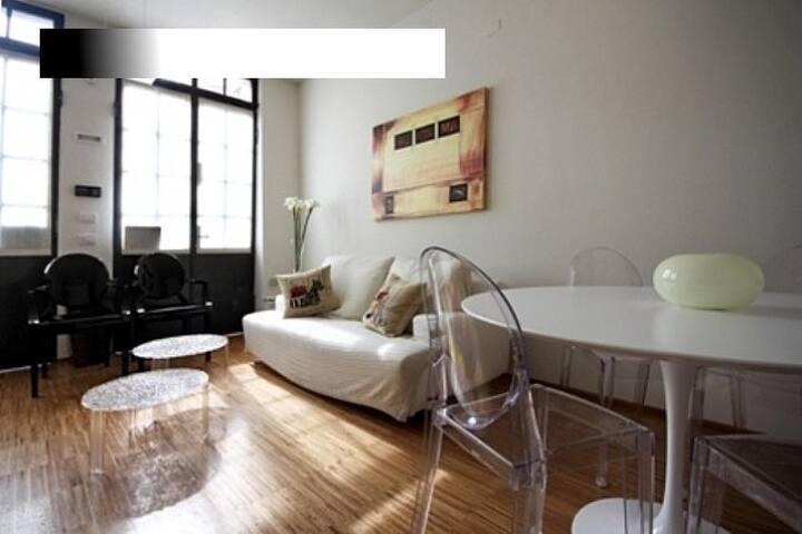 Style and design in Pietrasanta - Pietrasanta - Loft