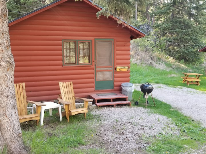 Prospector at Wickiup Cabins