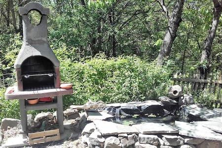 location au camping a la ferme - Pontis - Bungalow