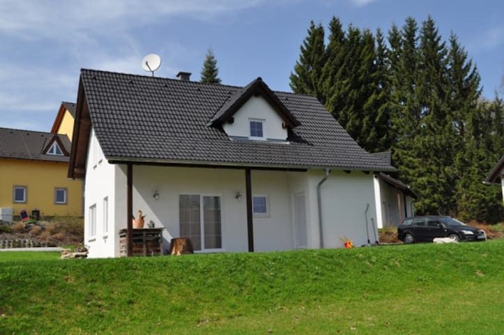 Krásný dům se saunou na Lipně pro 8 - Lipno nad Vltavou - Dům