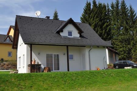 Krásný dům se saunou na Lipně pro 8 - Lipno nad Vltavou - Casa