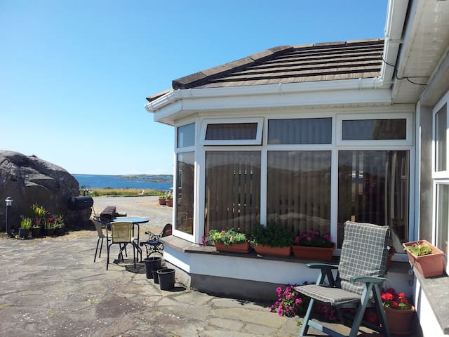 The  Cove B/B/Self Catering - Co. Galway - Almhütte