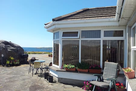 The  Cove B/B/Self Catering - Co. Galway