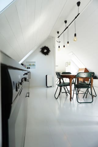 Beautiful central loft Oslo West/ Frognerparken