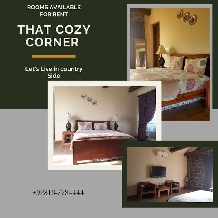 Private Rooms in Farm House Islamabad