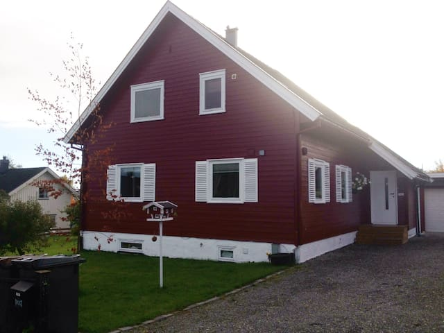Homely house in  Hamar - Hamar - Haus