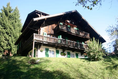Homely Well Located Chalet    - Ollon - Chalet