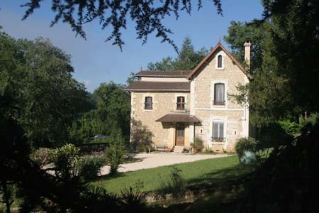 Exquisitely Restored Villa on River - Sarlat-la-Canéda - วิลล่า