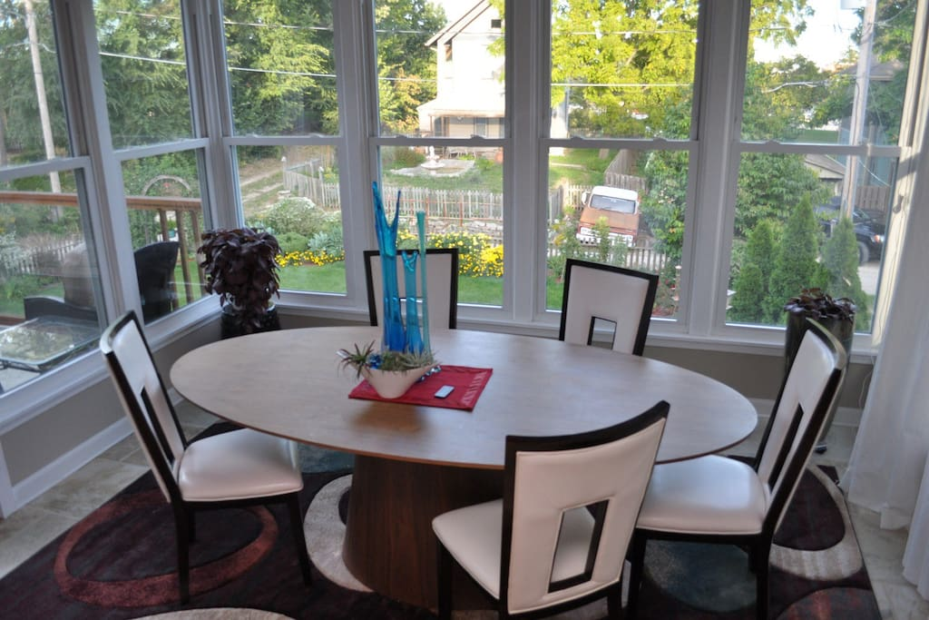 Formal dining room when you enjoy your meals