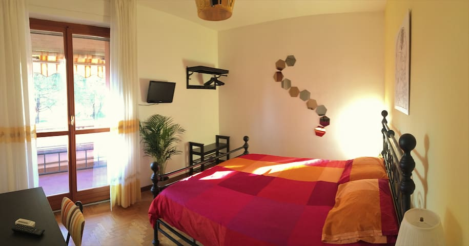 Double room - Pisa - Huis