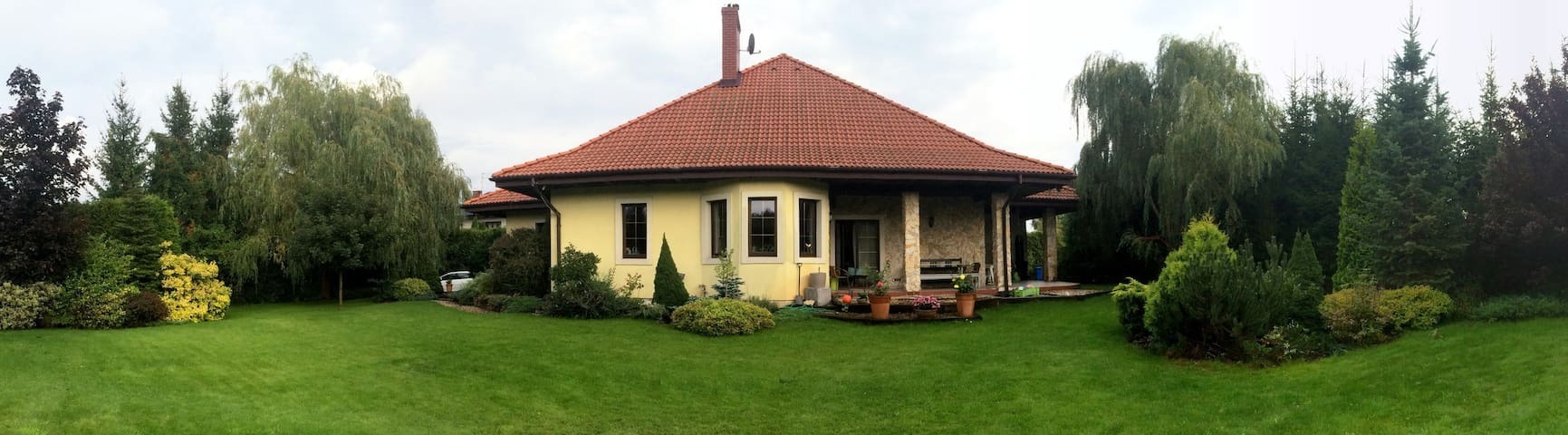Private house in Chotomów