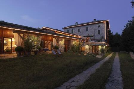 Stunning Villa cozy privacy with pool - Cernobbio