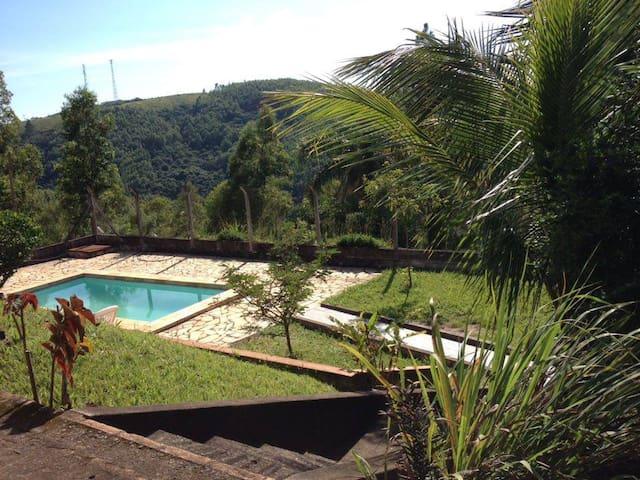 Casa de Campo, temporada e findi - Amparo