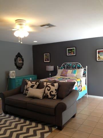 Beautiful Disney Garage Apartment - Kissimmee - Wohnung