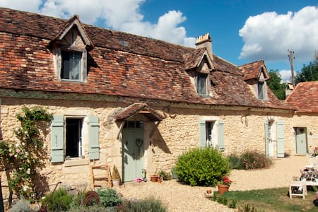 Rustic Country House near Bergerac - Saint-Jean-d'Eyraud