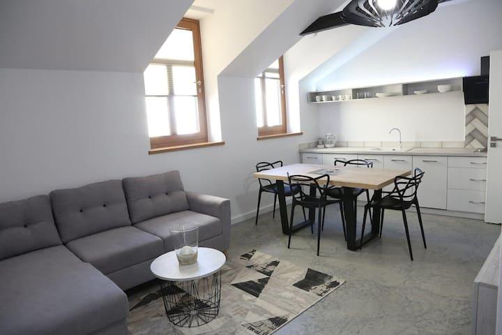 Apartament Skandynawski - Tarnów Aparthotel