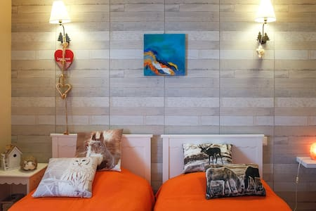 Chambre dans maison - Amboise
