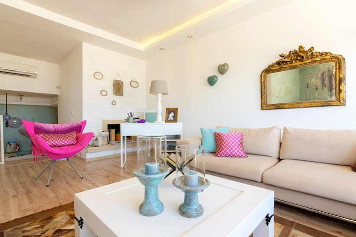 Your house in Bodrum glamorous room - bodrum - Maison