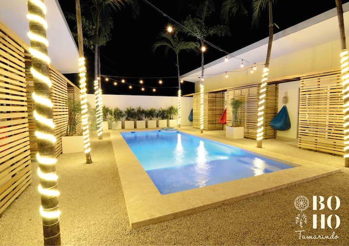 Charming Guest Room Beachside Tamarindo