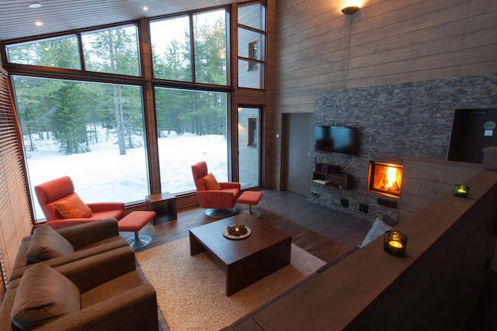 Good accommodation in the Ruka Ski Center. - Kuusamo - Villa