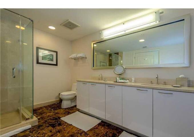 Full Bath with shower