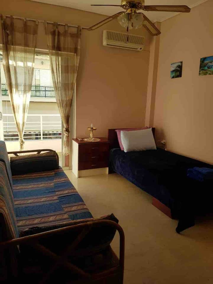 KsuSea apartment in Loutraki