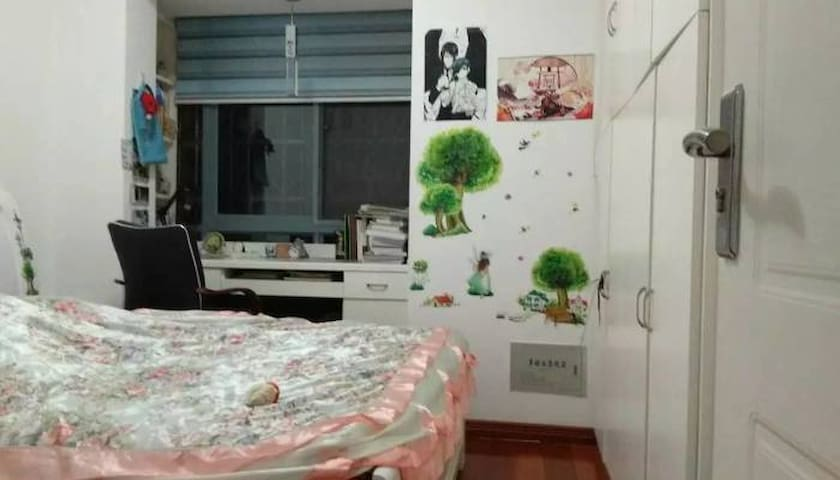 Cozy double room in the heart of Barcelona -10%OFF