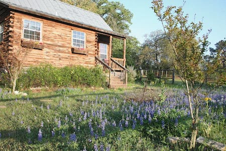 9E Ranch Michelle's Log Cabin - Smithville