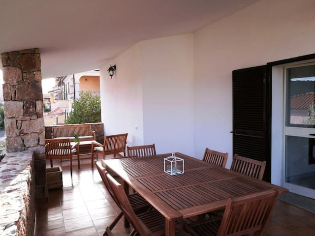 CASA MARICA 1,Pretty apartment with 2 bedrooms - Limpiddu - Daire