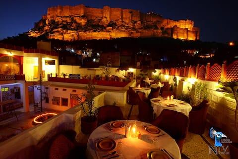 Beautiful Heritage Room in the Heart of Jodhpur