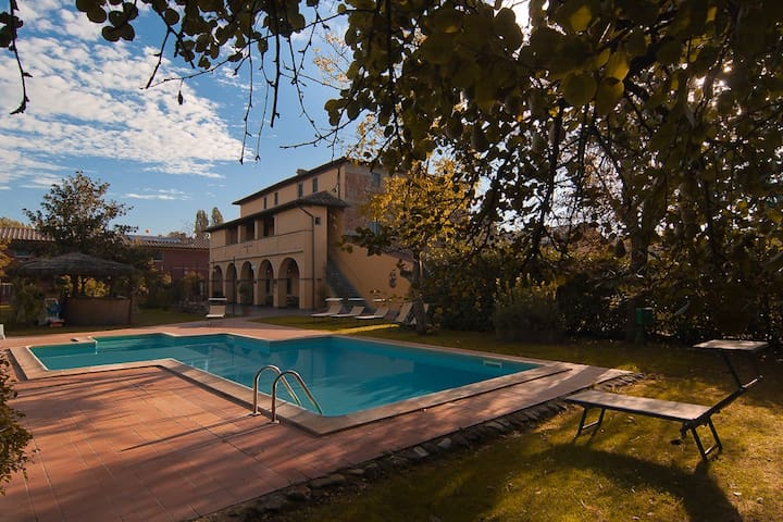 Relax and Tuscan flavors at Violino - Sansepolcro - Penzion (B&B)