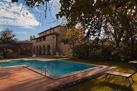 Relax and Tuscan flavors at Violino - Sansepolcro