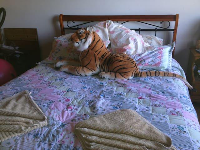 Room in family home - Rural setting - Menah - Talo