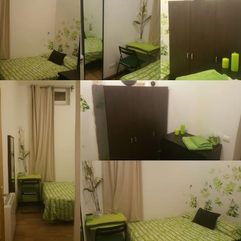 Habitacion centrica madrid - Madri - Casa