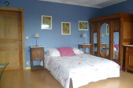 Country side, 2 steps from Nivelles - Pont-a-Celles - Szoba reggelivel