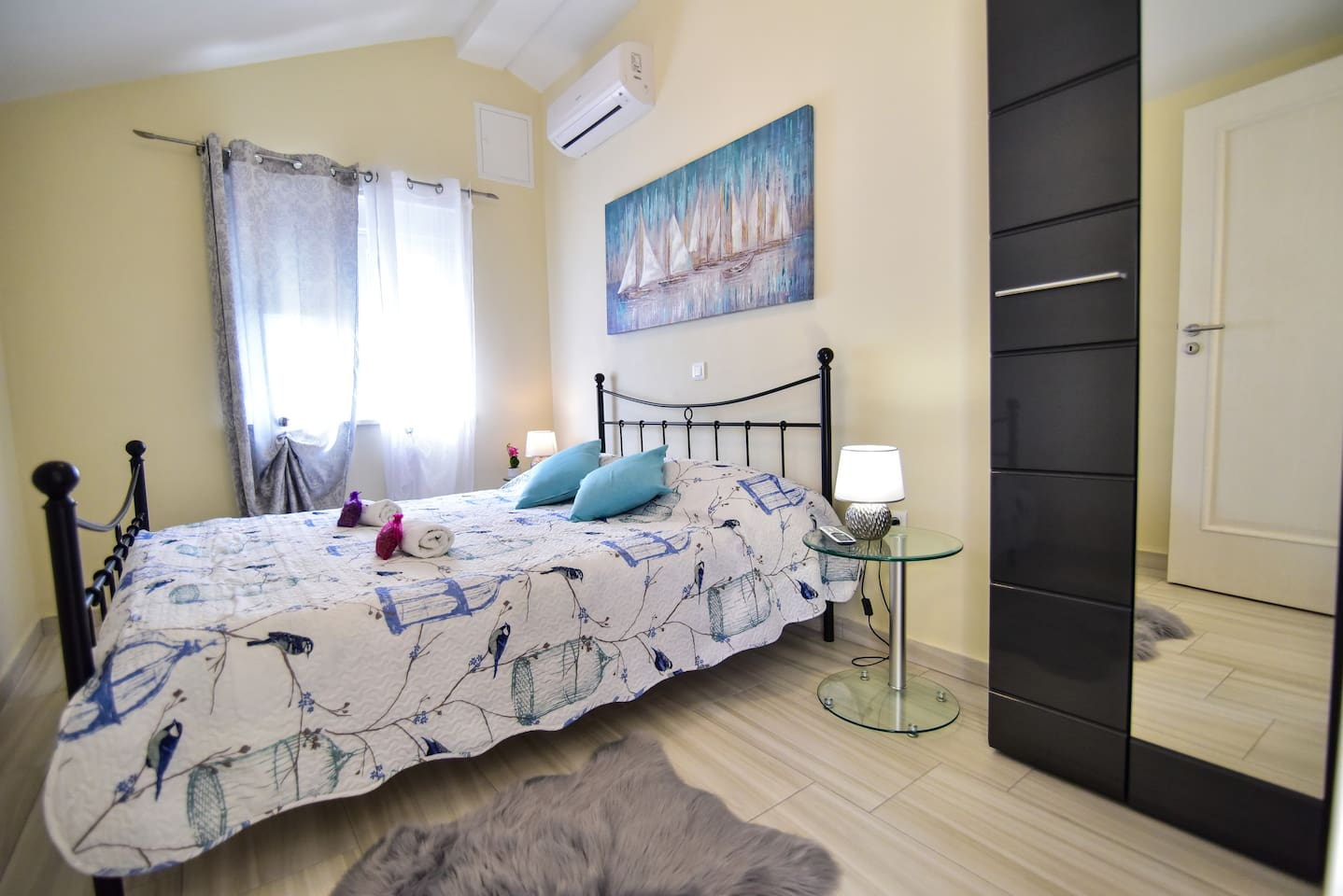 Comfortable one room apartman