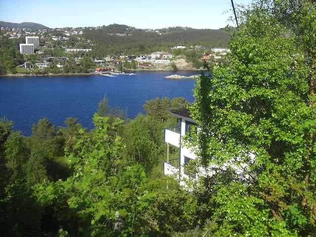 Apartment just outside Bergen city center - Bergen - Byt