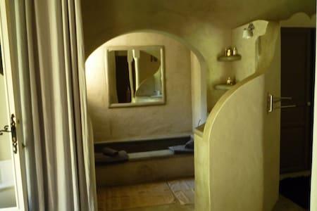 Gite pour 2  entre mer et cevennes,proche Uzès - Castillon-du-Gard - Domek gościnny