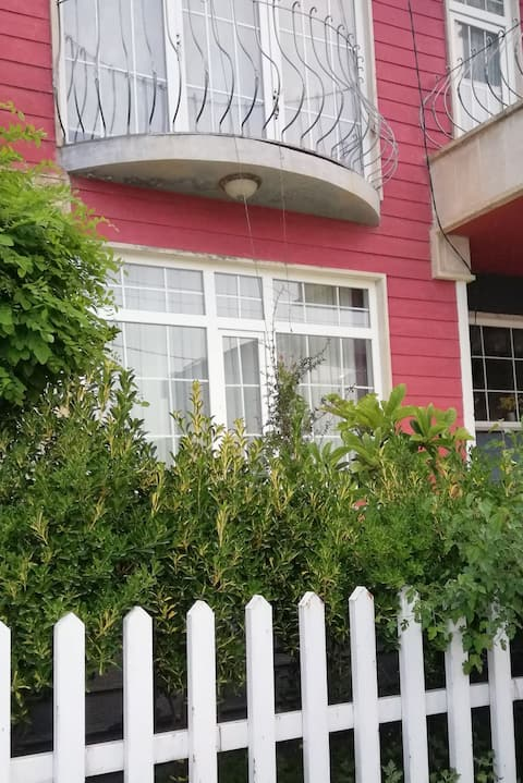 Clean and very comfortable house with city view
